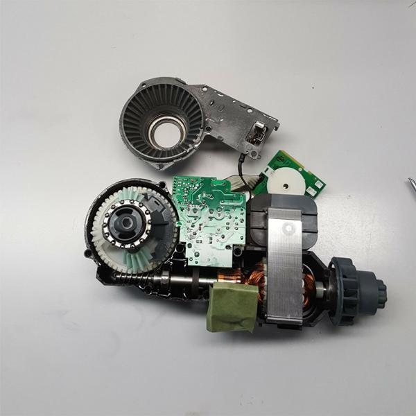 Bosch Mum 5 Kuchenmaschine Reparaturanleitung