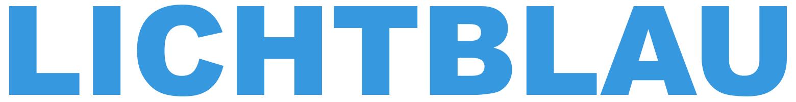 Lichtblau Online Shop