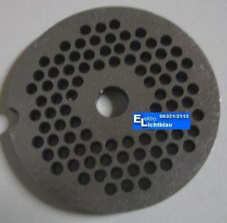 Lochscheibe 3,0 mm Fleischwolf Bosch MUZ4FWx