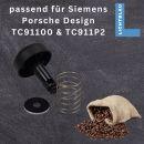 Dichtsatz für Deckel Kanne Siemens TC91100 / TC911P2
