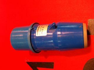 CEE Stecker blau 3x32A 6h Typ 2114 -LAGERFUND-