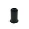 Zahnrad schwarz für Edelstahl Rührschüssel Bosch Küchenmaschine MUM7