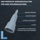 Träger Werkzeughalter grau Bosch Küchenmaschine MCM3100W MCM3110W MCM3200W