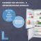 3 x Scharnier Topfscharnier für Kühl Gefrierschrank wie Bosch Siemens 00268698