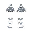 Korb Lager Set  für Klappstachelreihe Unterkorb 428344  für Geschirrspüler 00428344