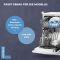 8er Set Korbrollen für Oberkorb Geschirrkorb passend AEG Electrolux 5028696700/0