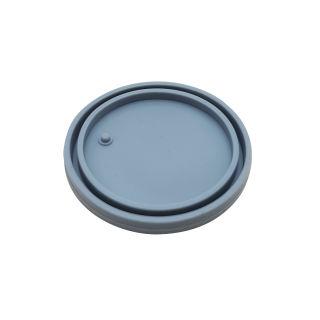 Klarspülkammerdichtung Dichtung Kappe passend für Miele Geschirrspüler 5254441 5254442 5254440 Spülmaschine Ersatzteile und Zubehör
