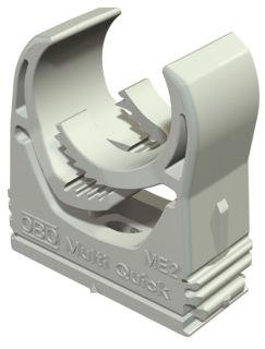 Multi-Quick-Schelle  31-37mm Polyamid  M-Quick 31-37LGR